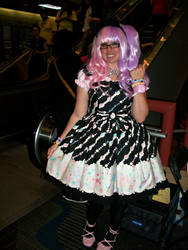 MTAC 2012: Lolita with Glasses 2 by DaisyPhantom