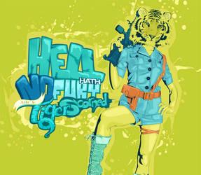 Hell Hath No Fury.... by BlissInMyCoffee