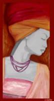 Erykah Badu by BlissInMyCoffee