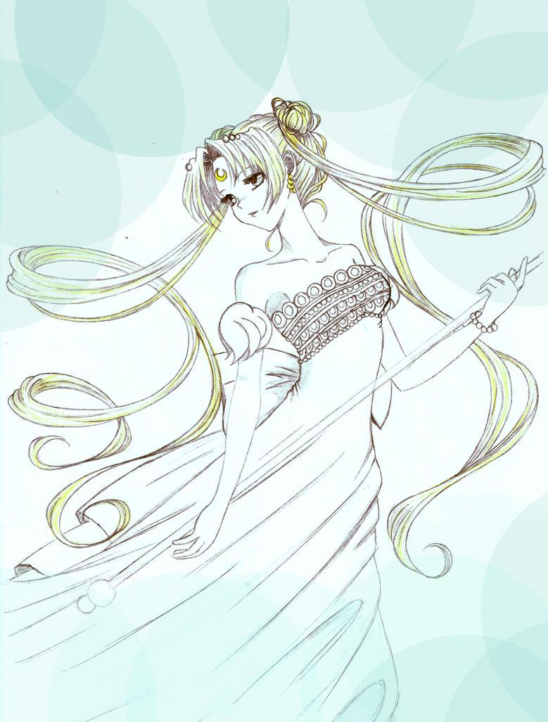 The princess by tigrette51