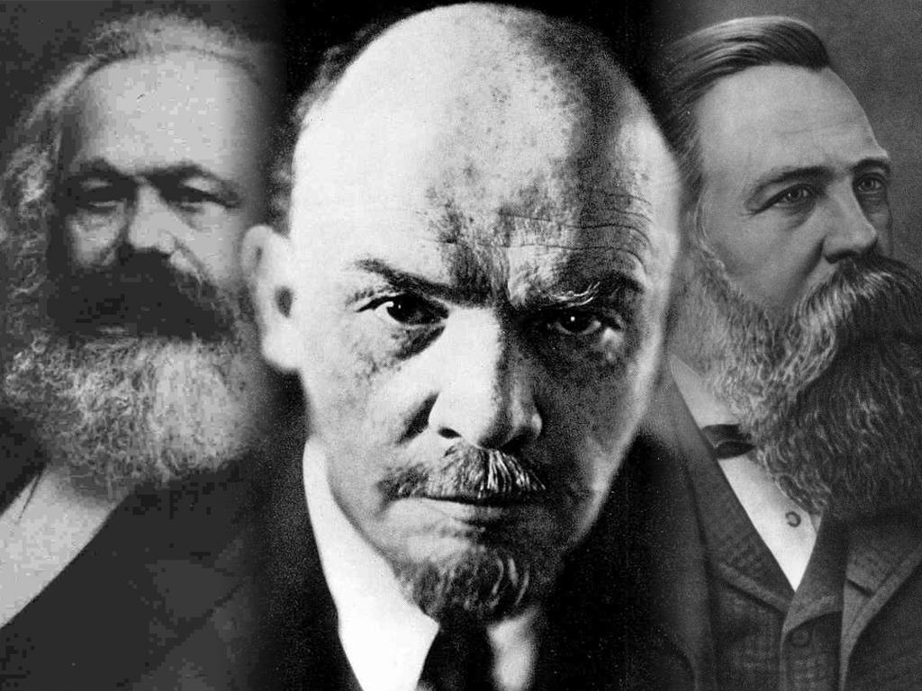 Marx Lenin Engels by systemdestroyer on DeviantArt