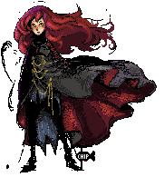 Pixel Vampire by ChippyFish