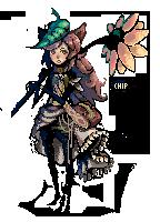 Pixel 1 by ChippyFish