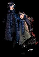 Sherlock and Molly Pixels