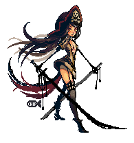Pirate Pixels by ChippyFish
