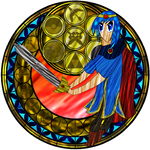 Marth Stained Glass