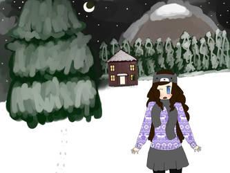 Blizzard by kittycatangelwings