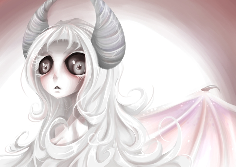 White demon. by Meammy