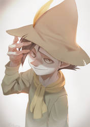 Snufkin by Meammy