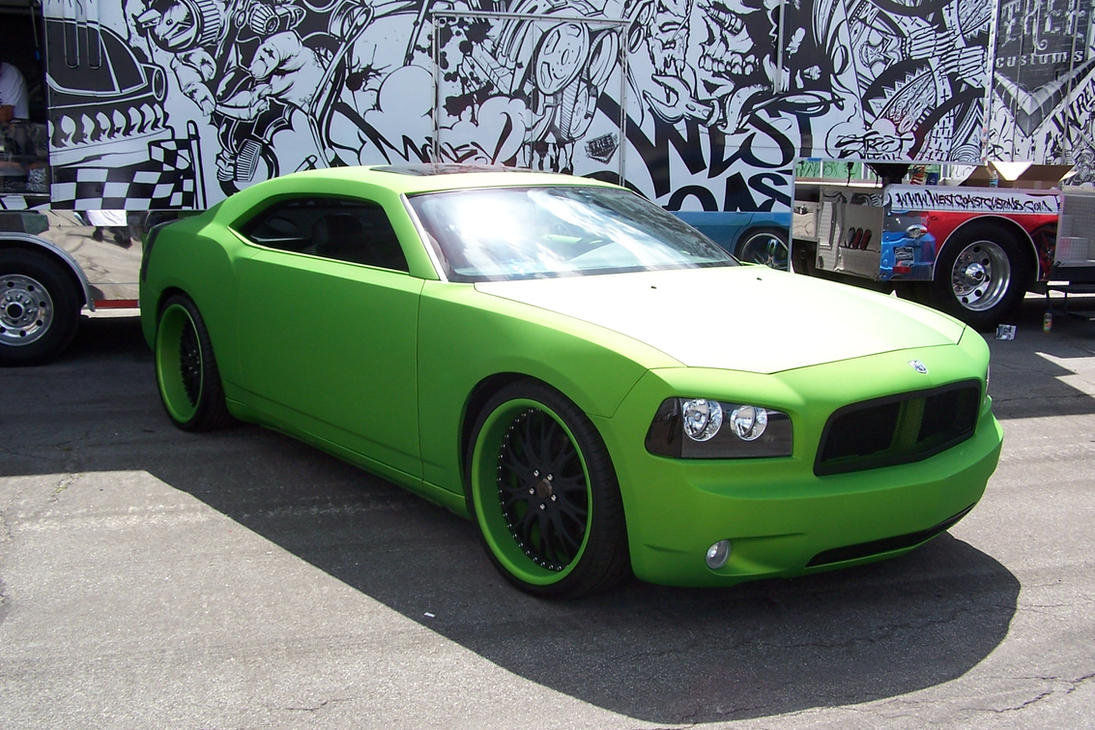 Another 2 Door Charger Conversion by WCC by Blsdesq on DeviantArt