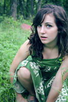 Scene in Green. by brokenapertures