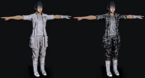 Tekken 7 - Noctis Lucis Caelum
