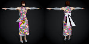 Tekken 7 - Anna Williams (1P) + DL link