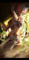 One Punch Man  - I'm still alive by ZAIN-ART