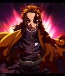 Demon Slayer - Kimetsu no Yaiba - Rengoku Kyoujuro