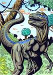 Raptor (Blue)