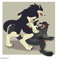 werewolf testosterone.... by sonicjr53
