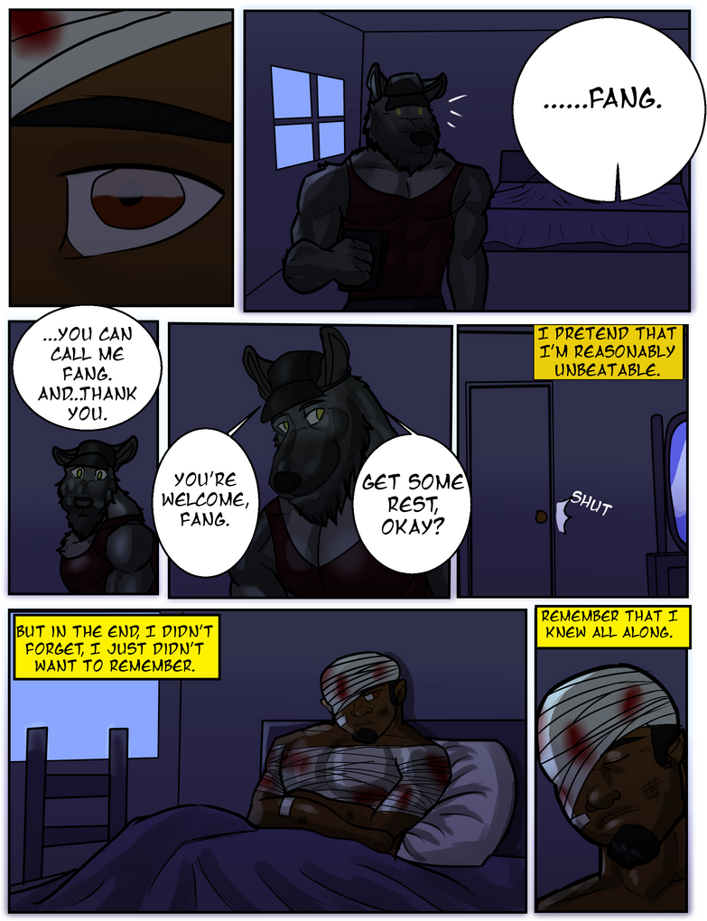 Werewolf Wednesday Ch 2 Pg 7 by sonicjr53