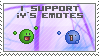 I Support... by iYOSH