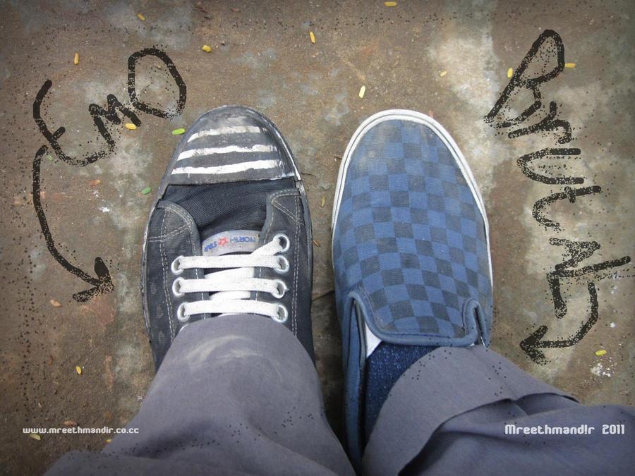 Brutal Emo Shoes by mstar1994 on DeviantArt