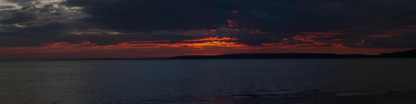 Wednesday's Sky by drevan