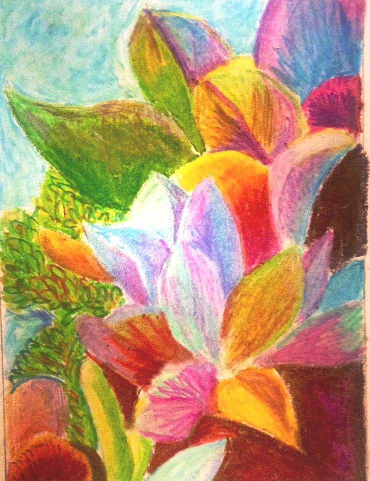 Fleur by Boishakhee