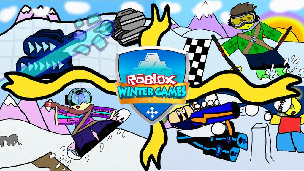 Roblox Winter Games By Goldenthunder5000 On Deviantart
