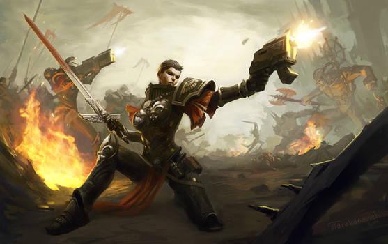 Warhammer 40k: Metalboobs