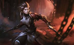 Guild Wars 2 - Bethel The Sinister