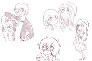 Sketchs by ZeroCookie