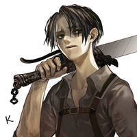 Levi by Eishi-Kinota
