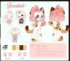 Hi! My name is Jezabel!