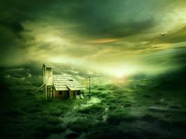 Land Forgotten by psdholic