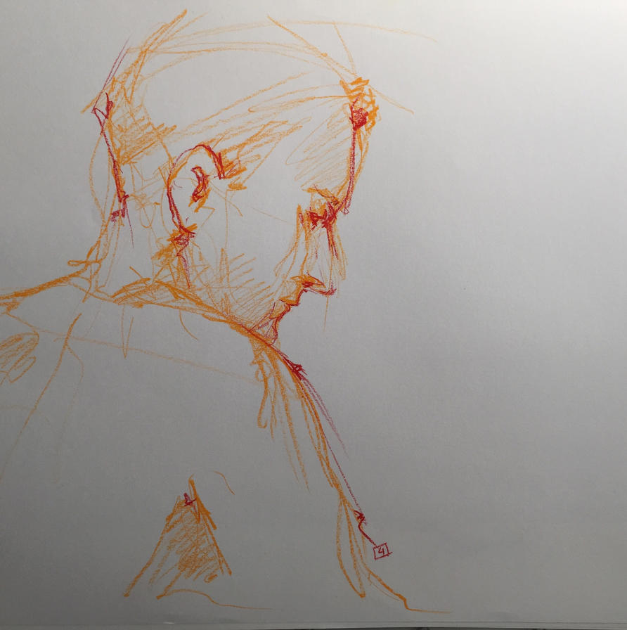 Portrait by nbrignol