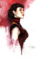 Anyka Von Lynch by javierGpacheco