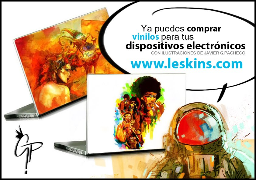 Leskins by javierGpacheco
