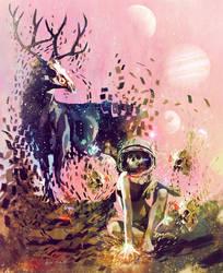 I LOVE UNIVERSE by javierGpacheco
