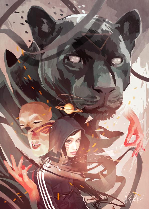 Black Destiny Low Resolution+ by javierGpacheco