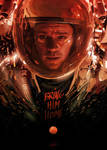THE MARTIAN by Javier G. Pacheco