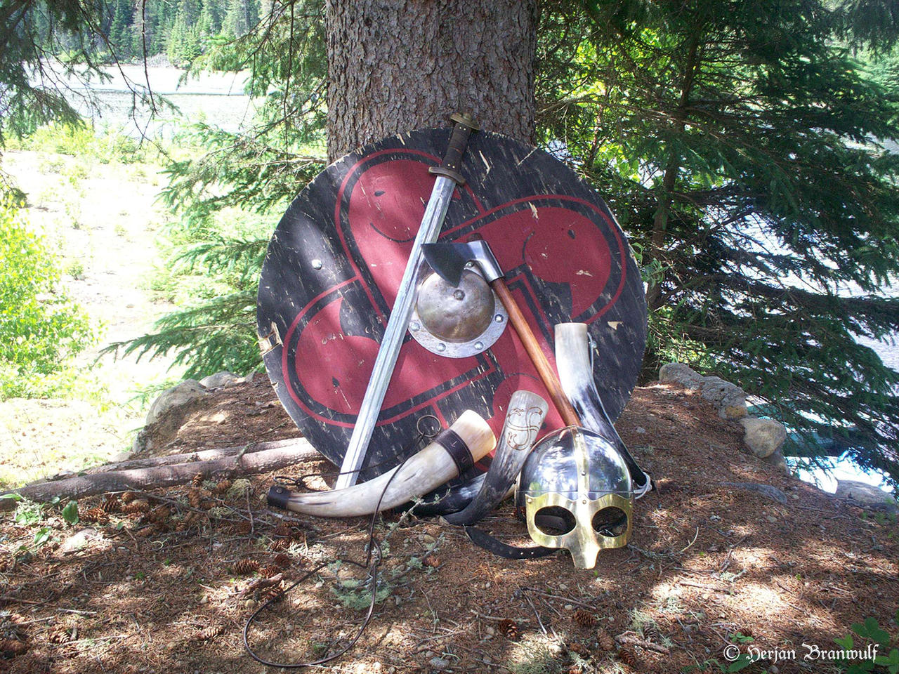 the viking stuff by branwulf on deviantart