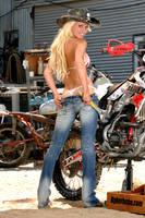 Brandie's Bike Shop by Undercheese101