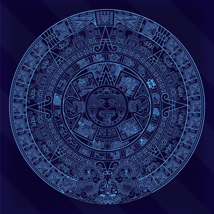Calendario Azteca by morenoStudio on DeviantArt