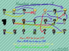 Homestuck Shipping Meme by GrellChanLobsU
