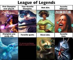 League of Legends Meme by GrellChanLobsU
