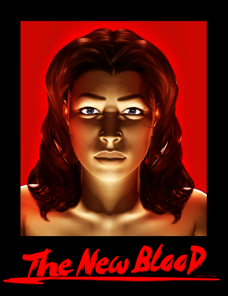The New BlooD promo 1 by Terry-P
