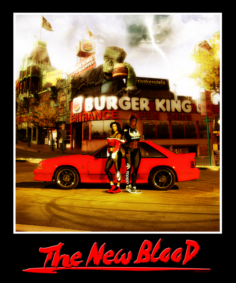 The New BlooD promo 2 by Terry-P