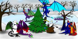 Dragon Christmast