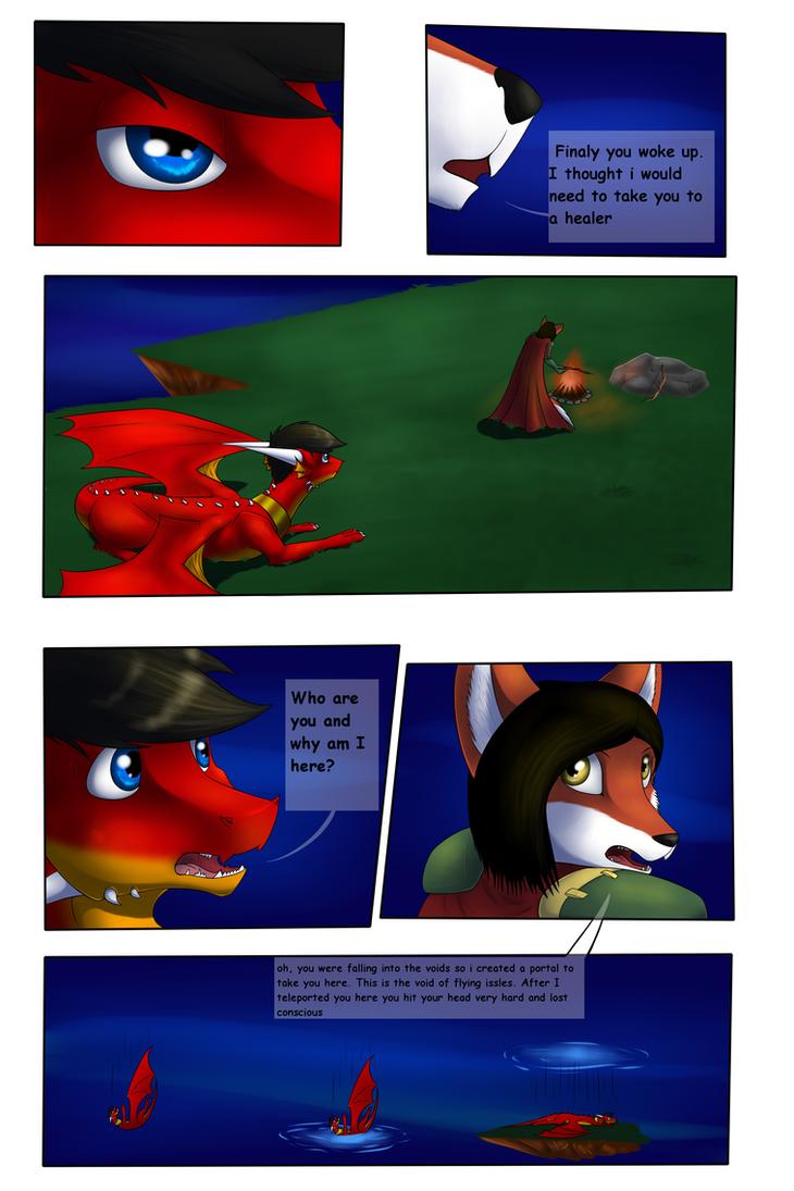 GoD Ch 1 page 6 by Tomek1000