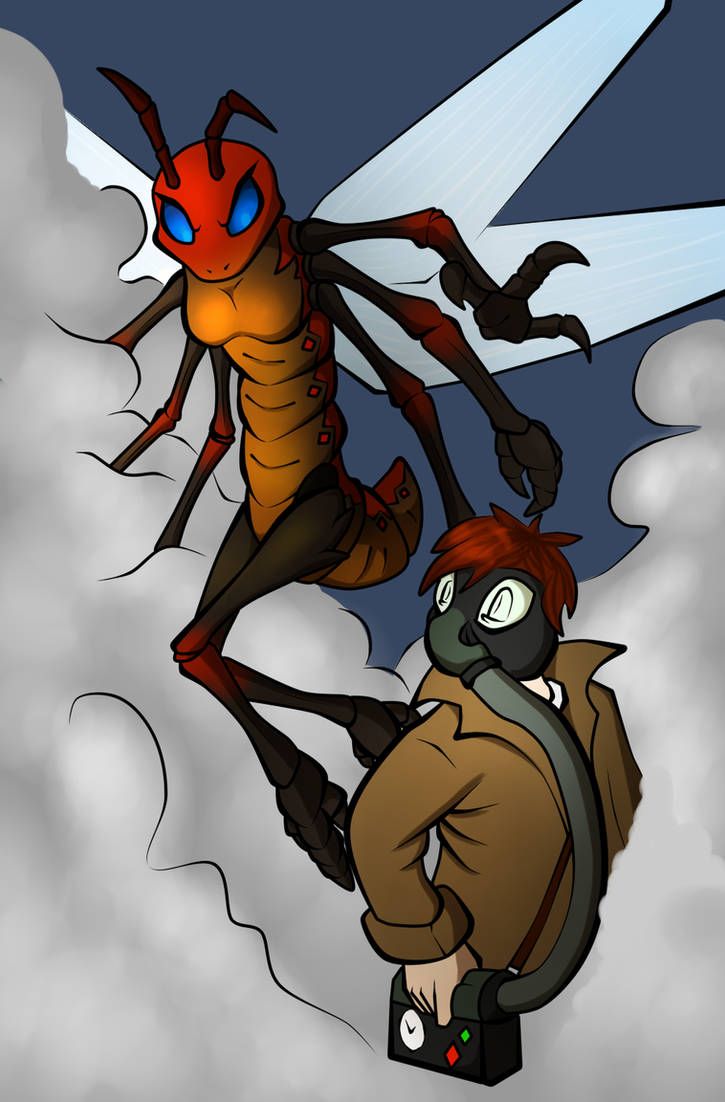 Dragonfly tf tg final (collab) by Tomek1000 on DeviantArt