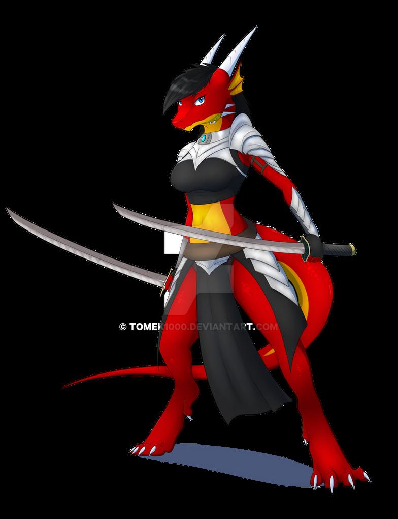 Tiana Flame Dancer
